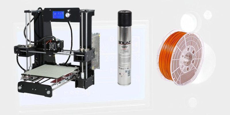 Prusa i3 Pro DIY Start Bundle - € 290